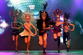 German Dance Sensation // Costumes